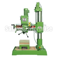 Radial Drilling Machine (SER-40)