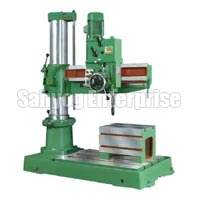 Radial Drilling Machine (SIC-40/1000)