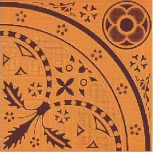 SC3015 - 300 x 300mm Glossy Wooden Series Floor Tile