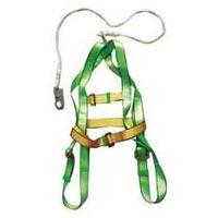 Green Spring Hook Safety Belt