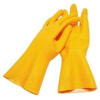 PVC Coated Hand Gloves