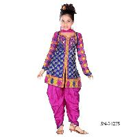 Kids Punjabi Suits
