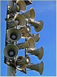 Public Address System, Loudspeakers