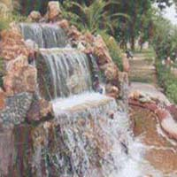 Fountain Waterfalls