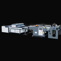 Automatic Stop Cylinder Screen Printing Machine