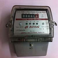 Ampro Static Electronic Energy Meter