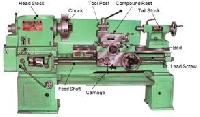 Lathe Turning Parts