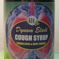 Cough, Cold and Sore Throat Syrup