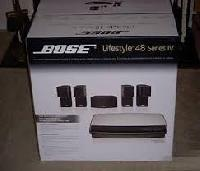 Bose Lifestyle 48 Home Theater System