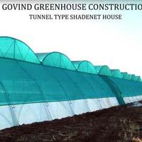 Tunnel Type Net House