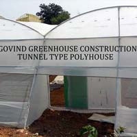 Tunnel Type Poly House