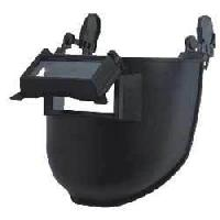 Helmet Attachable Welding Shield