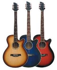 Perfect Discount Cheap Price Handmade Solid Wood Jazz Guitar