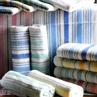 Stripes Jacquard Terry Towels