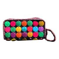 Jute Clutch purse