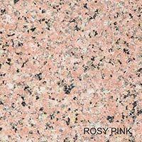 Rosy Pink Granite Slabs