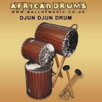 Dunun Drums