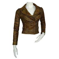 Ladies Washed Jacket