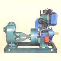 Diesel Engine Coupled Mud Pumps