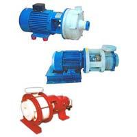 Polypropylene Centrifugal Process Pumps