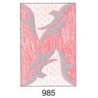 Design Ordinary Pink Printed Ceramic Wall Tiles