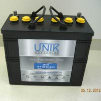 Motive Power Semi Traction Golf Cart Tubular Plate Batteries