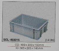 Small Plastic Crates