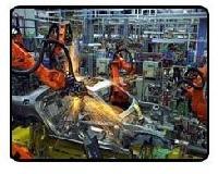 Automobile Welding Machine