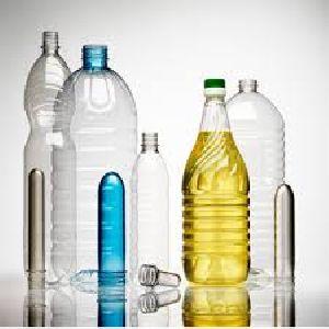 Edible Oil Plastic Bottles