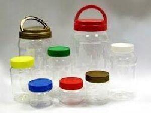 Pet Plastic Confectionery Jars