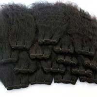 Human Hair Weft