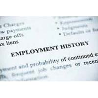 Pre Employment Verification Services