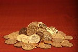Gayatri Coin - Gold Coin