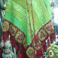 Designer Woolen Ponchu Garment Apparel