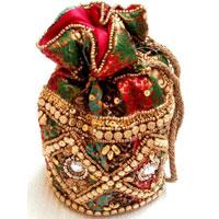 Potli Purses bags beaded handmade indian work