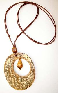 Wooden Necklace NK 951