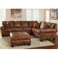 Leather Home Furnishings