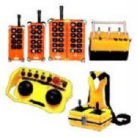 Crane Radio Remote Control Device