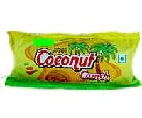 Coconut Crunch Biscuits