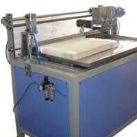 Pleat Edge Cutting Machine