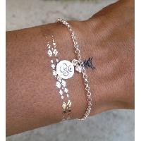Silver Boho Bracelet