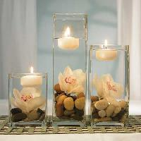 Beach Party Gel Candles