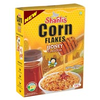 Honey Flavored Corn Flakes
