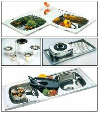 Stainless Steel Kitchen Accessory