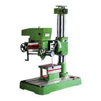 Semi Geared Radial Drilling Machine