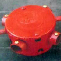 Red Fan Junction Box