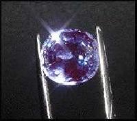 Burma Sapphire Stone