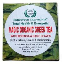Organic Magic Green Tea (hot & Iced Tea Preparation)