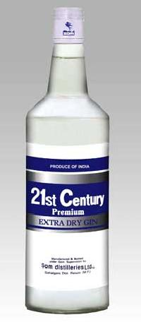 21st Century Extra Dry Gin