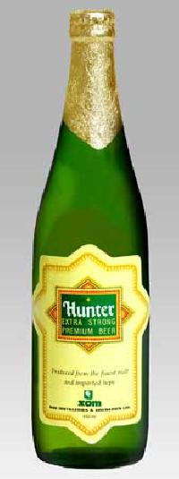 Hunter Extra Strong Preminm Beer